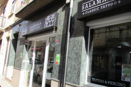 Classic Tattoo Salamanca Fotos