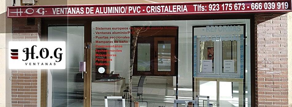 HOG Fabrica ventanas de aluminio y PVC