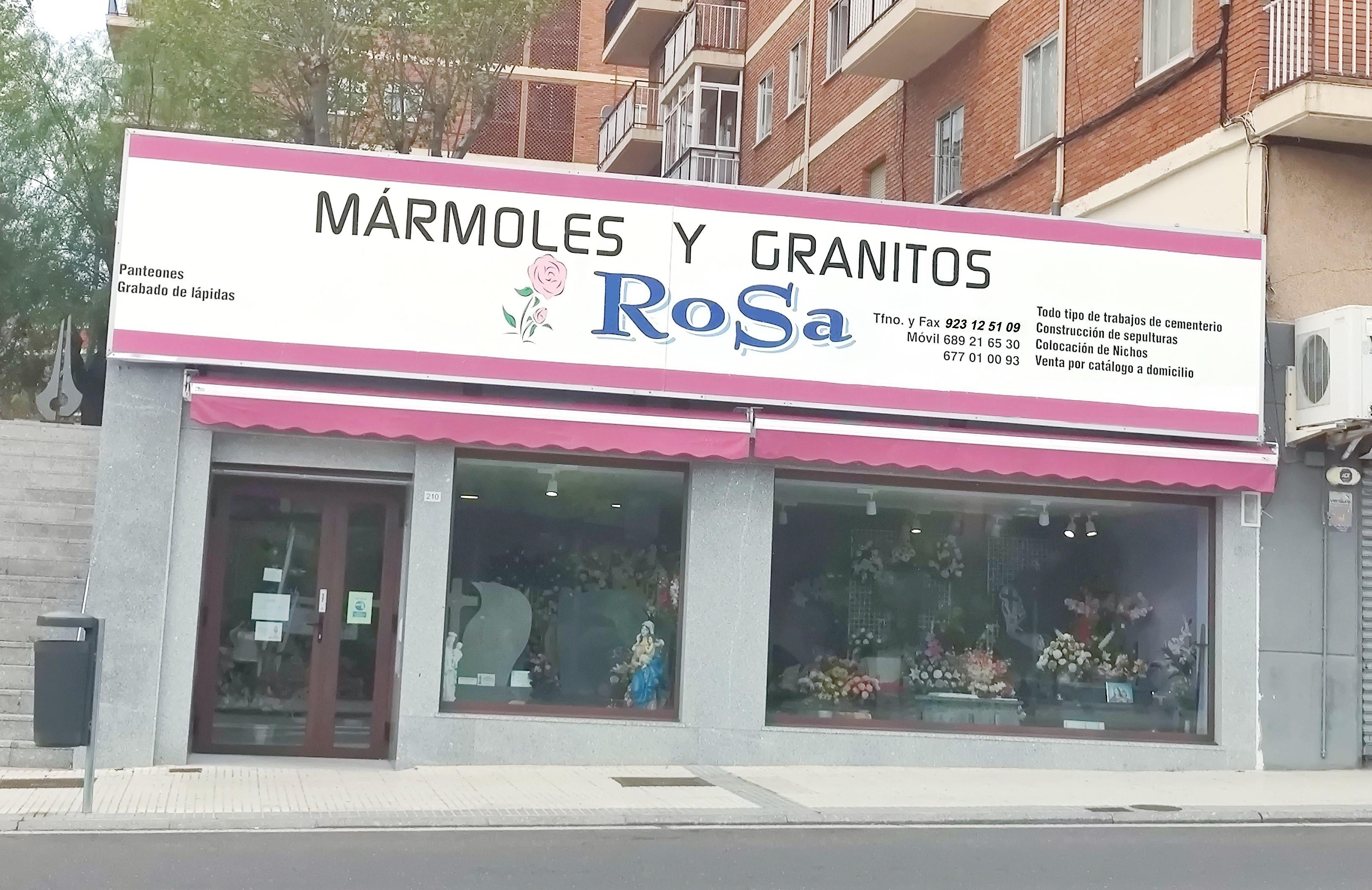 Marmoles y Granitos Rosa Fotos