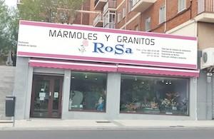 Marmoles y Granitos Rosa