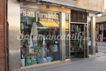 Papelería San Fernando Fotos