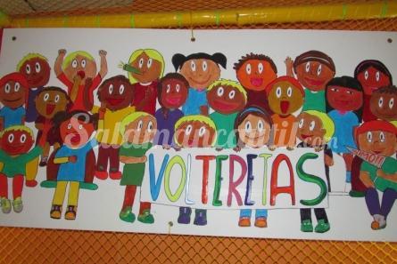Parque Infantil Volteretas Fotos