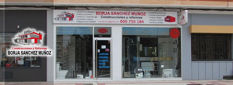 Reformas Borja Sanchez Muñoz