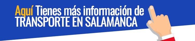 Empresas de transporte en Salamanca