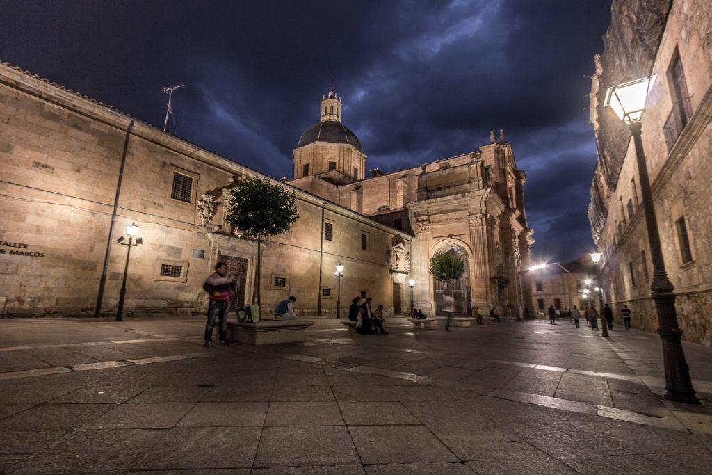 Conocer Salamanca