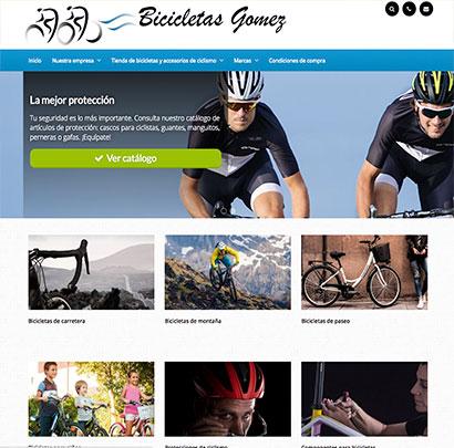 Bicletas Gómez