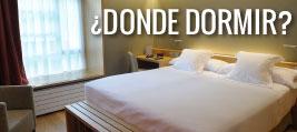 ¿Donde dormir en Salamanca?