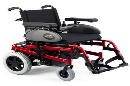 Silla de ruedas eléctrica Quickie Rumba 2600.00€