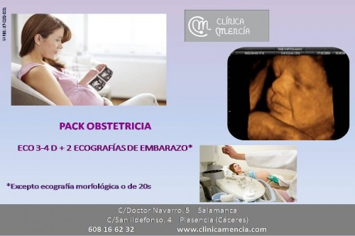 PACK OBSTETRICIA 4D