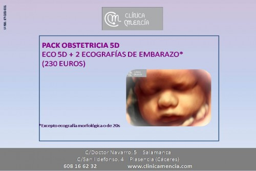PACK OBSTETRICIA 5D