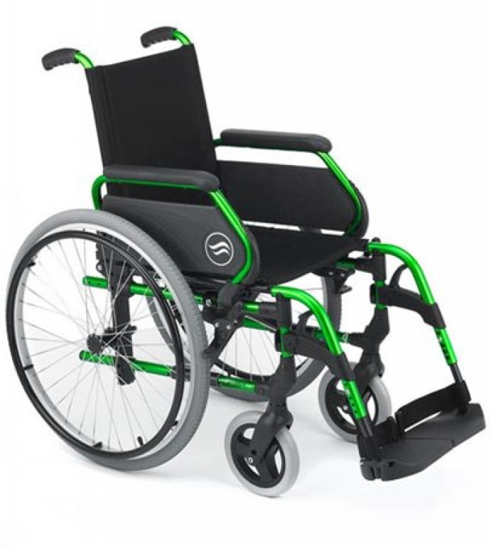 Silla de ruedas STYLE  de Sunrise Medical